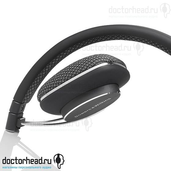Наушники Bowers & Wilkins P3 Black - рис.6