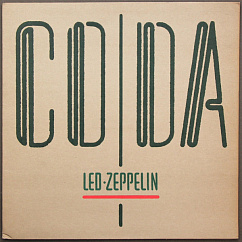 Пластинка LED ZEPPELIN CODA