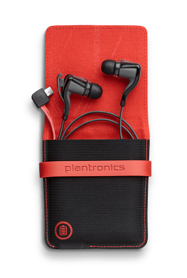 Наушники Plantronics BackBeat GO 2 Black - рис.1
