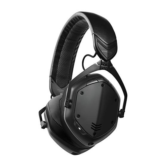 Беспроводные наушники V-Moda Crossfade 2 Wireless Codex Edition Matte Black - рис.1