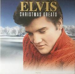 Пластинка Elvis - Christmas Greats LP