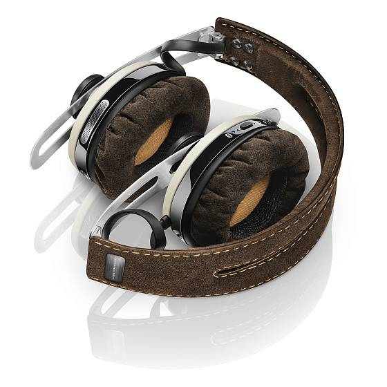 Беспроводные наушники Sennheiser MOMENTUM On-Ear 2.0 Wireless Ivory (M2 OEBT) - рис.1