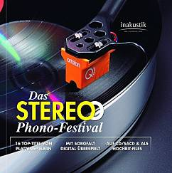 CD-диск Various ‎– Das Stereo Phono-Festival CD