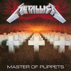 Пластинка Metallica Master Of Puppets remaster 2017 LP