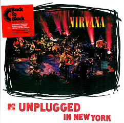 Пластинка Nirvana MTV Unplugged In New York LP