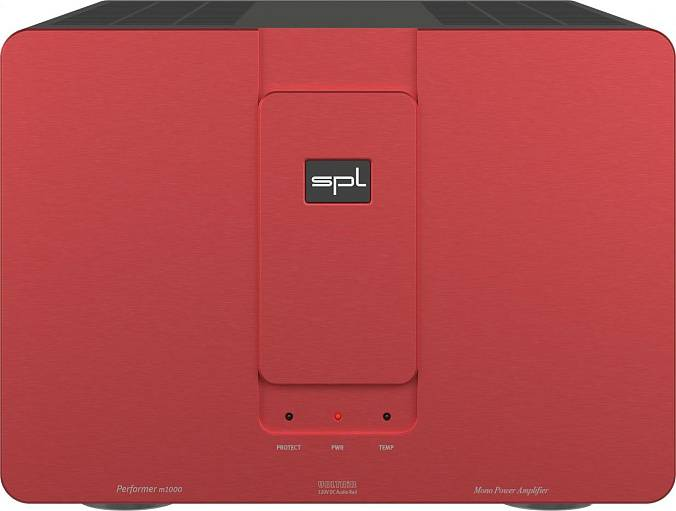 Усилитель SPL Performer m1000 Red - рис.1