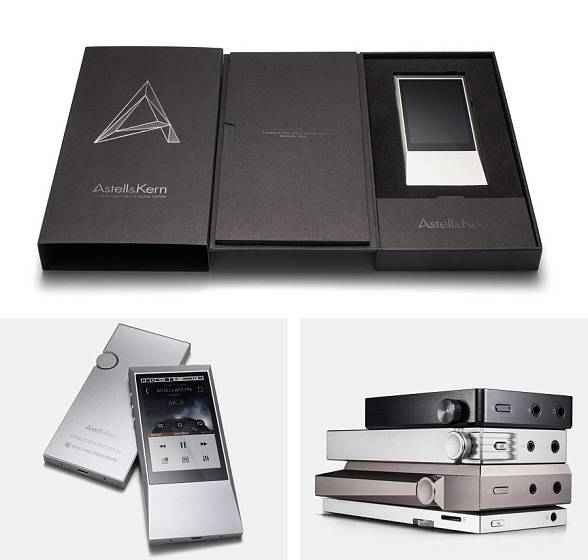 Плеер Astell&Kern AK Jr 32Gb - рис.4