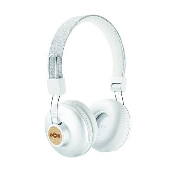 Беспроводные наушники Marley Positive Vibration 2 Wireless Silver EM-JH133-SV