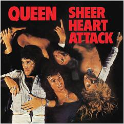 Пластинка Queen Sheer Heart Attack