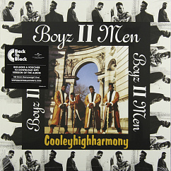 Пластинка BOYZ II MEN COOLEYHIGHHARMONY LP