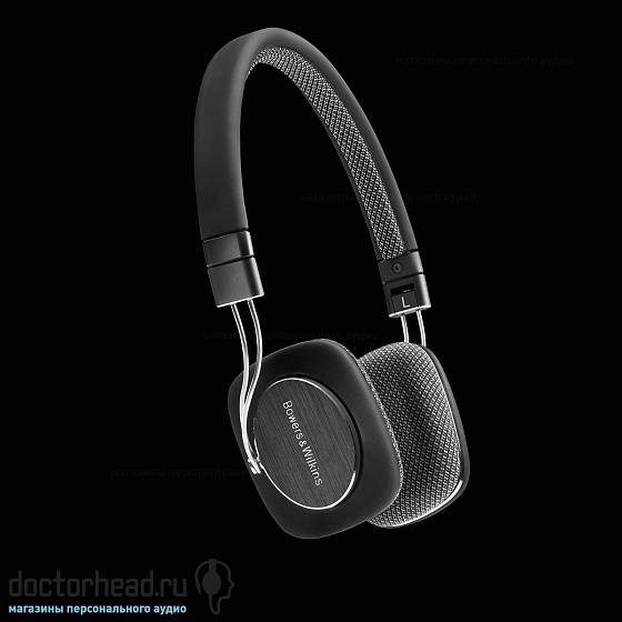 Наушники Bowers & Wilkins P3 Black - рис.2