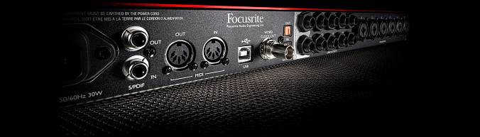 Аудиоинтерфейс FOCUSRITE Scarlett 18i20 USB 2nd Gen - рис.7