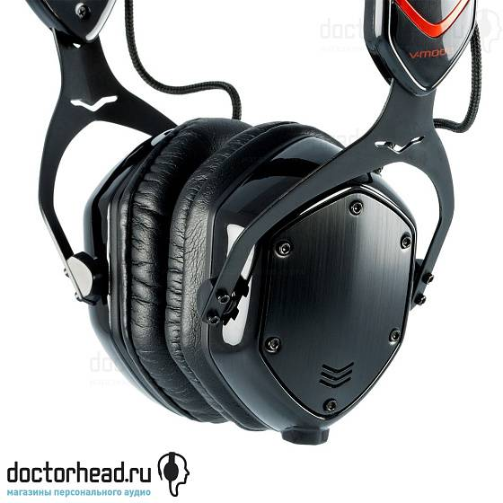 Наушники V-Moda Crossfade M-80 Shadow - рис.5