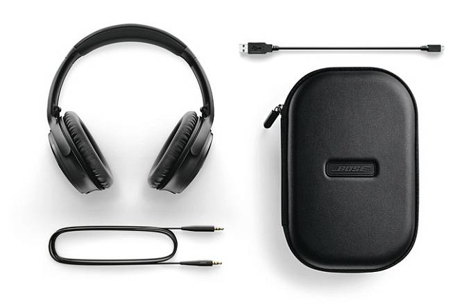 Наушники Bose QuietComfort 35 Black - рис.3