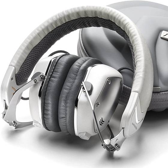 Наушники V-Moda XS On-Ear White - рис.2