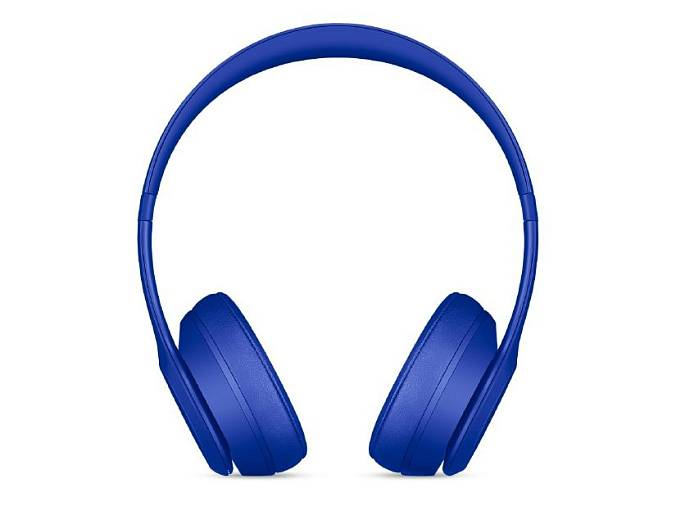 Беспроводные наушники Beats Solo 3 Wireless Neighborhood Collection Break Blue - рис.4