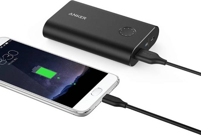 Кабель Anker Powerline USB-C to USB 3.0 1.8m Black - рис.3