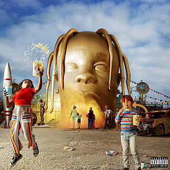 Пластинка TRAVIS SCOTT ASTROWORLD LP
