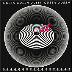 Пластинка Queen Jazz LP