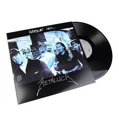 Пластинка Metallica Garage Inc. LP