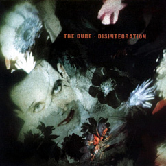 Пластинка THE CURE DISINTEGRATION
