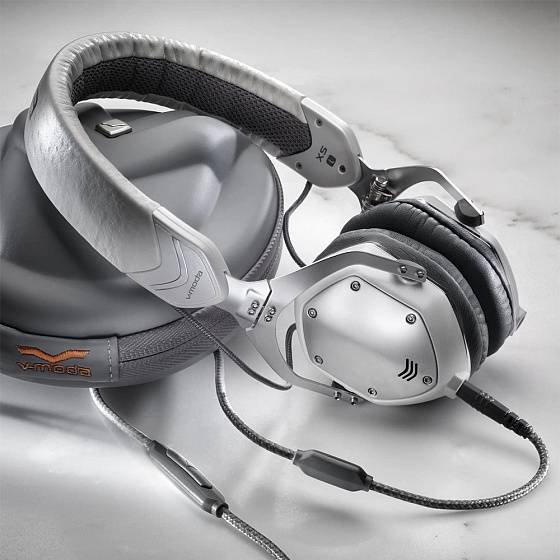 Наушники V-Moda XS On-Ear White - рис.6