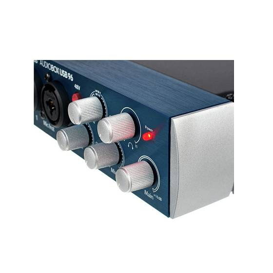Аудиоинтерфейс PreSonus AudioBox 96 STUDIO - рис.4
