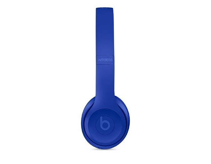 Беспроводные наушники Beats Solo 3 Wireless Neighborhood Collection Break Blue - рис.5