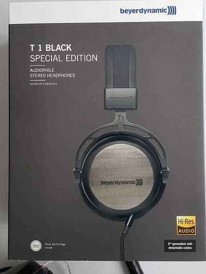Наушники Beyerdynamic T1 (2 Generation) Black Edition - рис.8