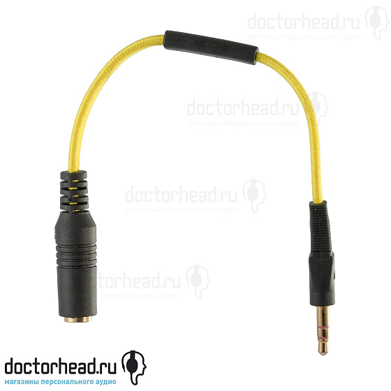 Кабель HiSoundAudio Golden Impedance Cable