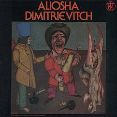 Пластинка Aliosha Dimitrievitch - Aliosha Dimitrievitch LP