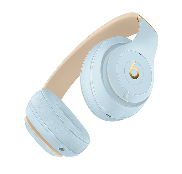 Беспроводные наушники Beats Studio 3 Wireless Skyline Collection Crystal Blue - рис.2