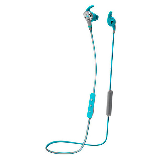 Беспроводные наушники Monster iSport Intensity In-Ear Wireless Blue - рис.1