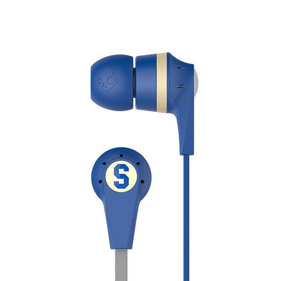 Наушники Skullcandy INK'D with MIC FAMED ROYAL