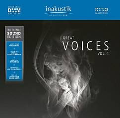 CD-диск Inakustik Great Voices CD