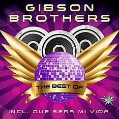 Пластинка GIBSON BROTHERS The Best Of LP