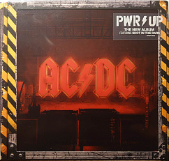 CD-диск AC/DC - Power Up box powered CD