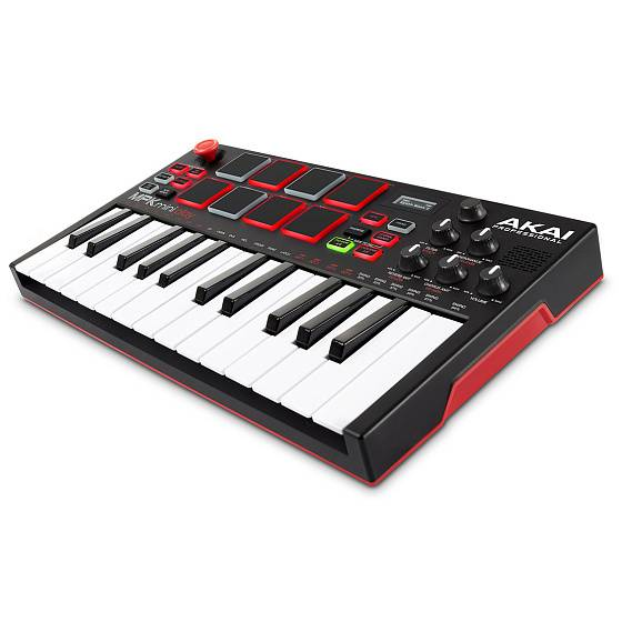 MIDI-клавиатура AKAI PRO MPK MINI PLAY USB - рис.4