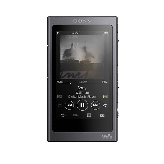 Плеер SONY NW-A45 16gb gray