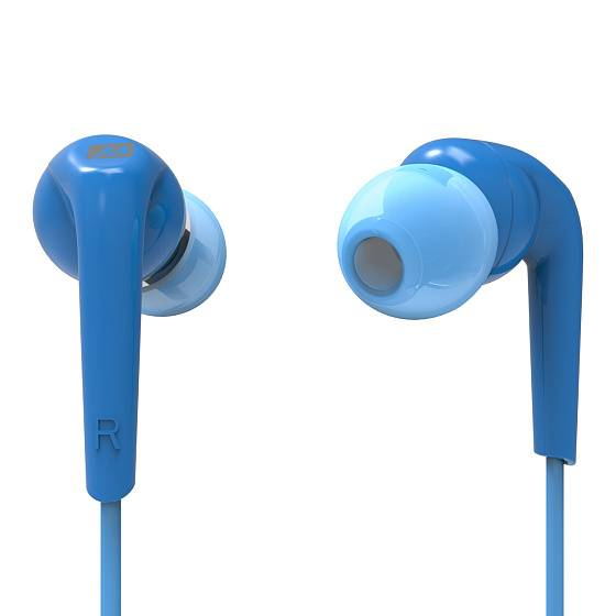 Наушники MEE Audio RX18P blue - рис.2