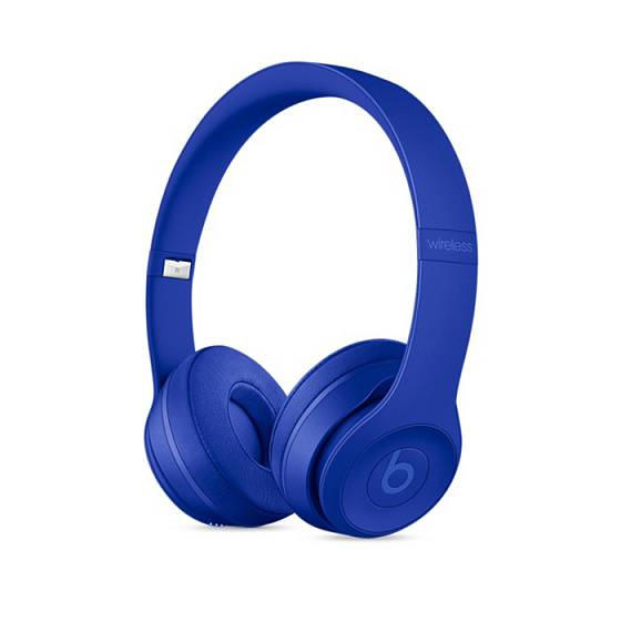 Беспроводные наушники Beats Solo 3 Wireless Neighborhood Collection Break Blue