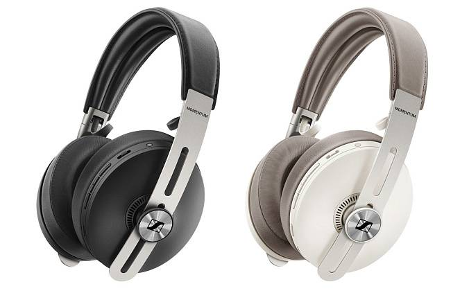 Наушники Sennheiser Momentum 3 Wireless M3AEBTXL White - рис.5