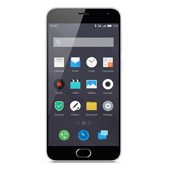 Плеер Meizu M2 Mini White 16Gb