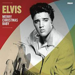 Пластинка Elvis Presley - Merry Christmas Baby LP
