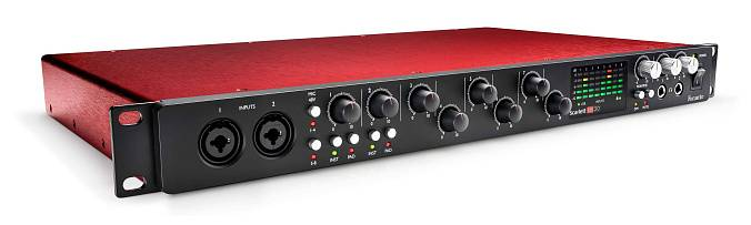 Аудиоинтерфейс FOCUSRITE Scarlett 18i20 USB 2nd Gen - рис.4