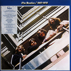 Пластинка The Beatles - 1967-1970