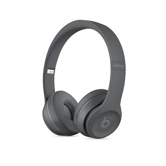 Беспроводные наушники Beats Solo 3 Wireless Neighborhood Collection Asphalt Gray