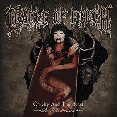 Пластинка Cradle Of Filth - Cruelty And The Beast - Re-Mistressed CD
