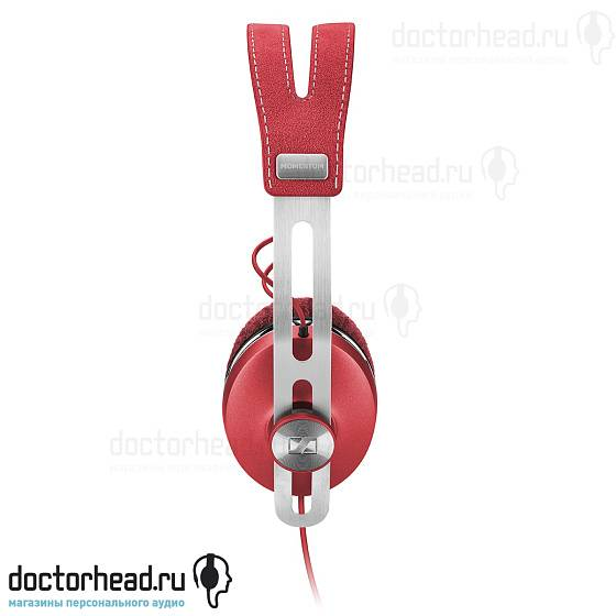 Наушники Sennheiser Momentum On-Ear Red - рис.2