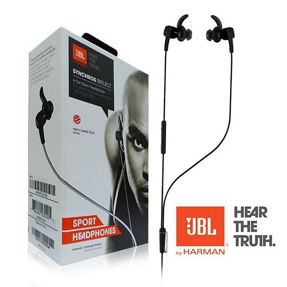 Наушники JBL Synchros Reflect A Black - рис.6